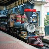 Tren George Washington - Eurodisney