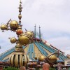 Orbitron y Space Mountain en Discoveryland