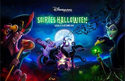 DISNEY'S HALLOWEEN PARTY 2017