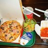 pizza en Colonel Hathi´s Pizza Outpost
